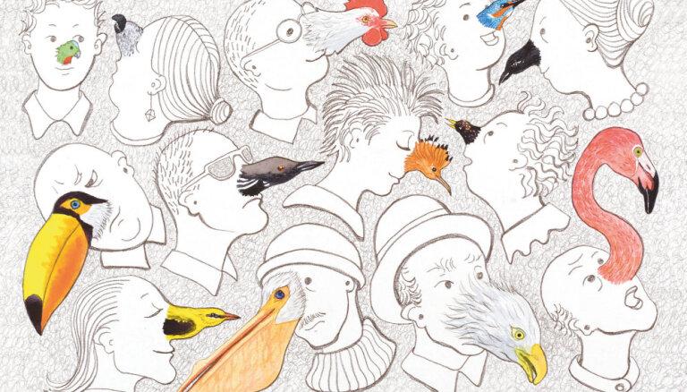 Izdots Ievas Samauskas garstāsts bērniem 'Čarlīnes deguns'