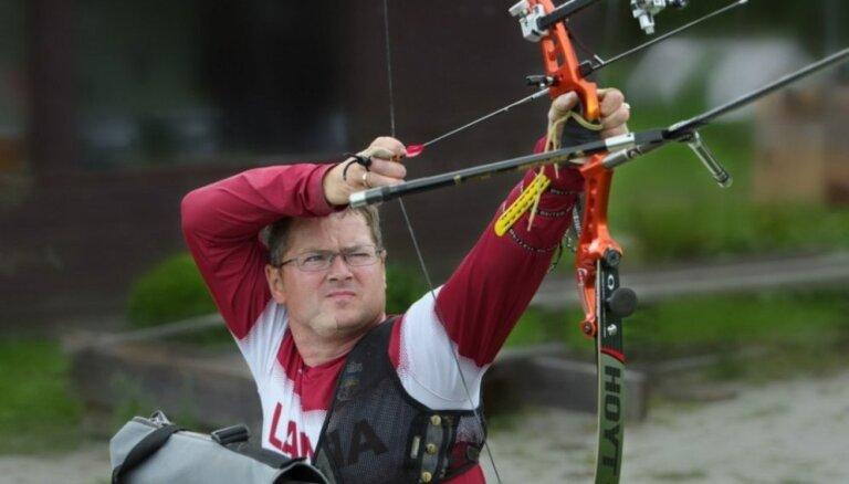 Latvijas loka šāvēji neiekļūst Riodežaneiro paralimpisko spēļu jaukto komandu sacensību ceturtdaļfinālā