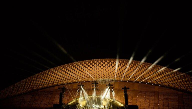 Mežaparka Lielajā estrādē norisināsies noslēdzošais 'Instrumentu' koncerts