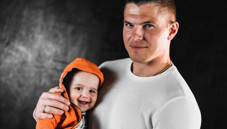 """""""Ты сможешь!"""". Тренер Никита Авдеев в Международный день защиты детей представил музыкальное послание сыну"""