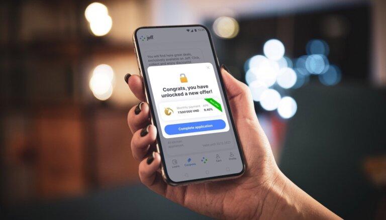 'Jeff App' piesaista miljonu dolāru attīstībai Dienvidāzijā