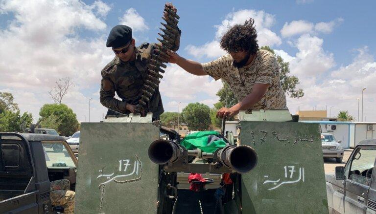Ārvalstu iejaukšanās Lībijā sasniegusi vēl nepieredzētu līmeni, paziņo ANO ģenerālsekretārs