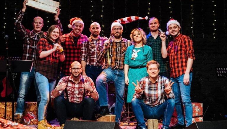 Noskaties! Eilands, Prauliņa un 'Very Cool People' iezvana Ziemassvētku laiku ar jaunu singlu