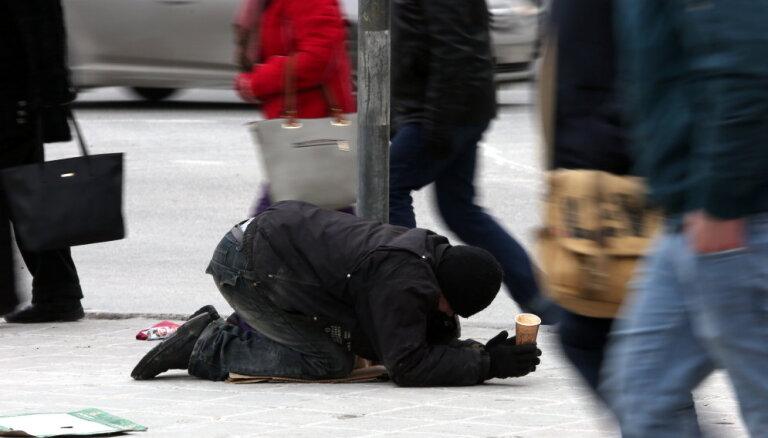 Latvijā visvairāk nabadzīgu cilvēku ir Latgalē
