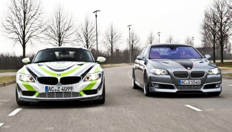 Vācijā par agresīvākajiem atzīti 'BMW' autovadītāji