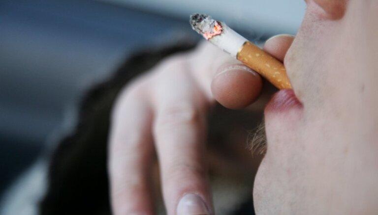 Jaunā noformējuma cigarešu paciņas viekalos parādīsies vasaras vidū, lēš asociācija