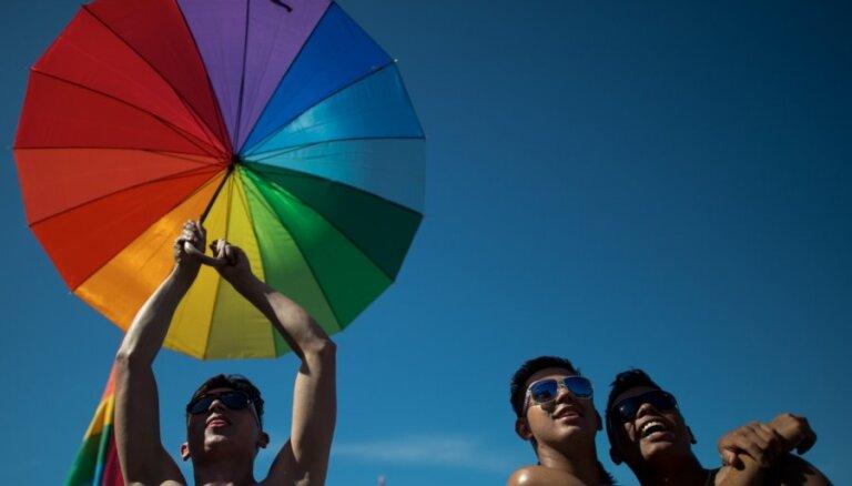 В Новой Зеландии разрешили однополые браки