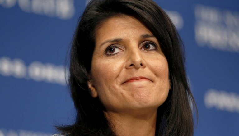 США выходят из Совета ООН по правам человека