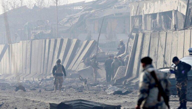 Sprādzienā Kabulā bojā gājuši četri cilvēki