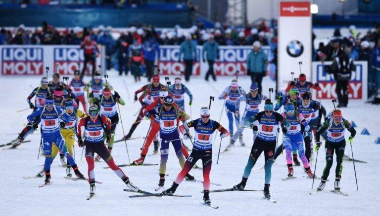 Bendiku un Rastorgujevu pasaules čempionātā jauktajā pāru stafetē iegāž lēns sākums