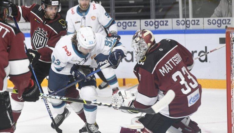 KHL spēle: Rīgas 'Dinamo' – 'Soči'. Teksta tiešraide