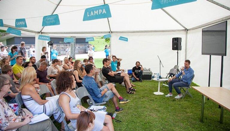 Ko redzēt sarunu festivālā 'Lampa' – iesaka sabiedrībā zināmas personības
