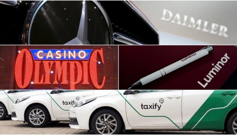 Top 5 uzņēmumu apvienošanās un pārdošanas darījumi Baltijā pērn