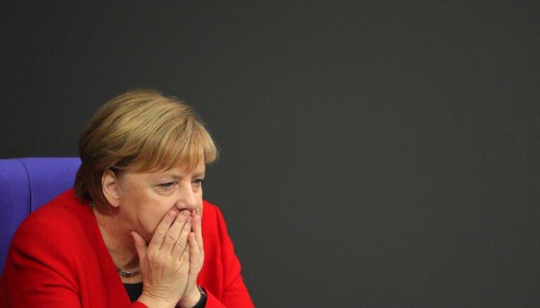 Merkele piektdien pirmo reizi apmeklēs Aušvicas nāves nometni
