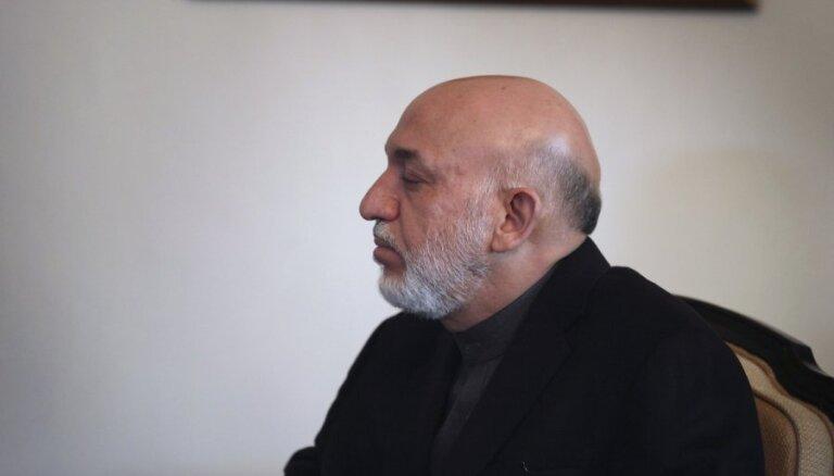 В Афганистане создан Координационный совет: в него вошел экс-президент Карзай