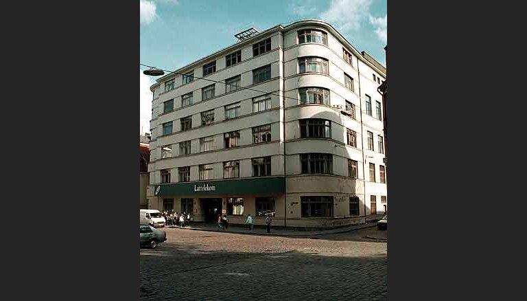 Монополия Lattelekom закончится до 2003 года
