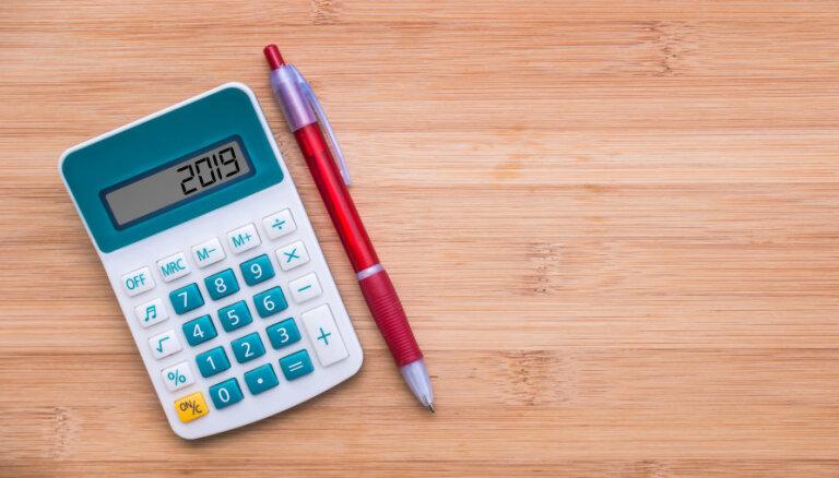 Saeima konceptuāli atbalsta 2019. gada budžeta projektu