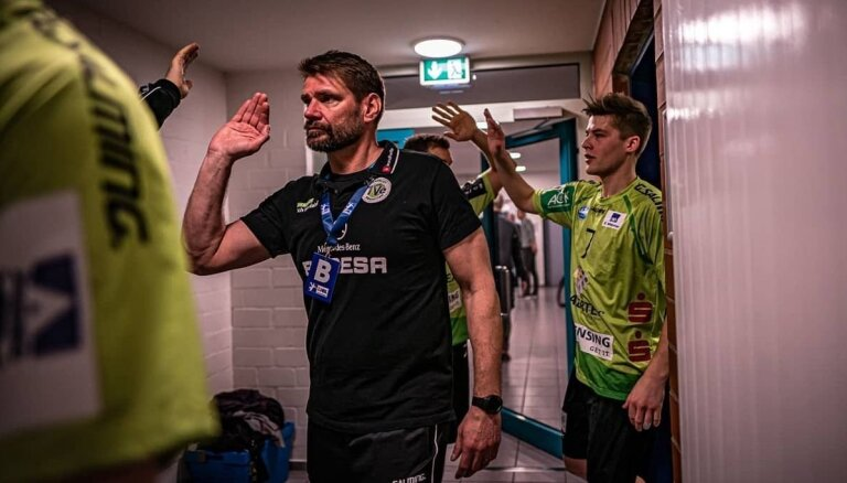 Handbola izlases treneris Cīrke izvirza mērķi kvalificēties Eiropas čempionātam