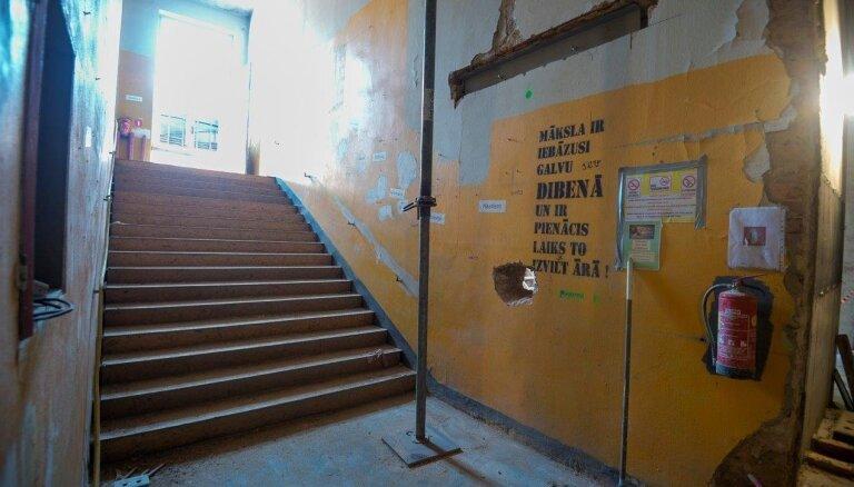 Virtuālā tūre – kā izskatīsies Jaunais Rīgas teātris pēc rekonstrukcijas