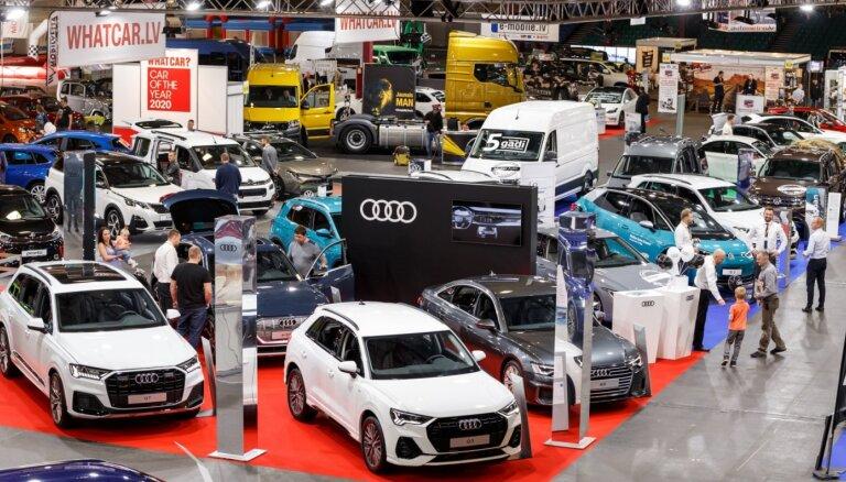 Ar vairākām pirmizrādēm noslēdzies izstādes 'Auto 2020' speciālizlaidums
