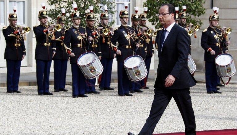 Франция предостерегает Сирию от применения химоружия
