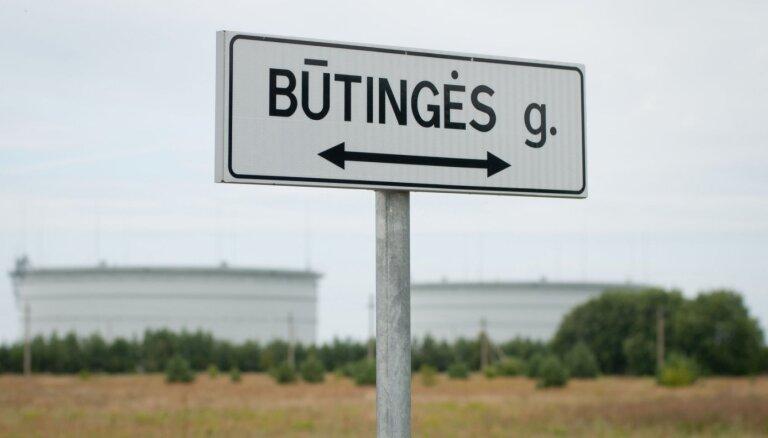 Ущерб от утечки нефти у латвийской границы оценили в 152 тыс. евро