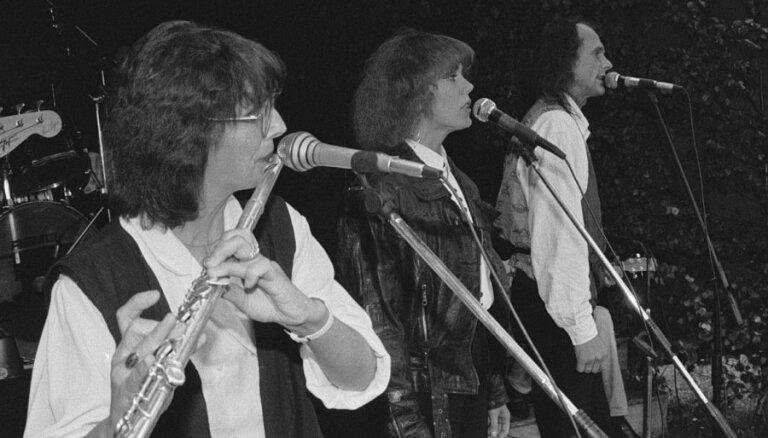 Grupa 'Menuets' dosies 50 gadu jubilejas turnejā