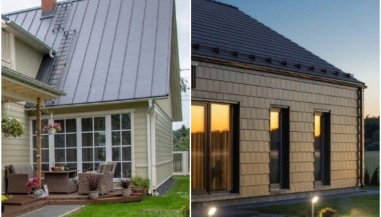 Foto: Igaunijā noskaidrotas šī gada skaistākās mājas