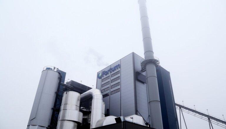 Fortum продает швейцарцам теплоэнергетический бизнес в Елгаве и Даугавпилсе