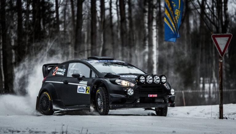 Rallijā 'Sarma 2019' uz starta tiek solītas vairākas WRC klases mašīnas