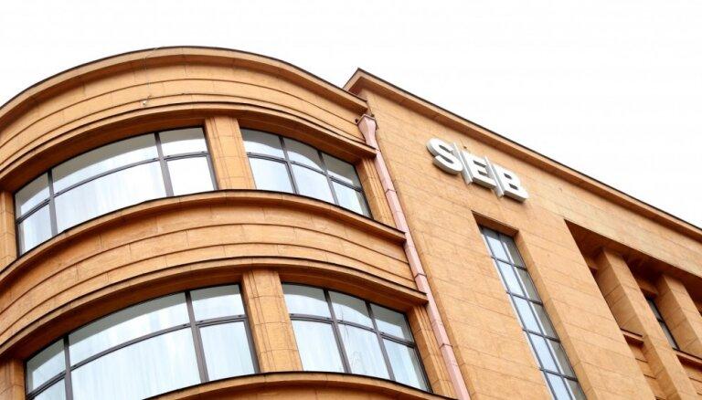Traucējumi 'SEB bankas' pakalpojumu izmantošanā novērsti