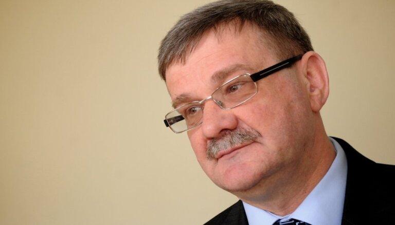 Par Latgales partijas priekšsēdētāju ievēl Daugavpils mēru Lāčplēsi