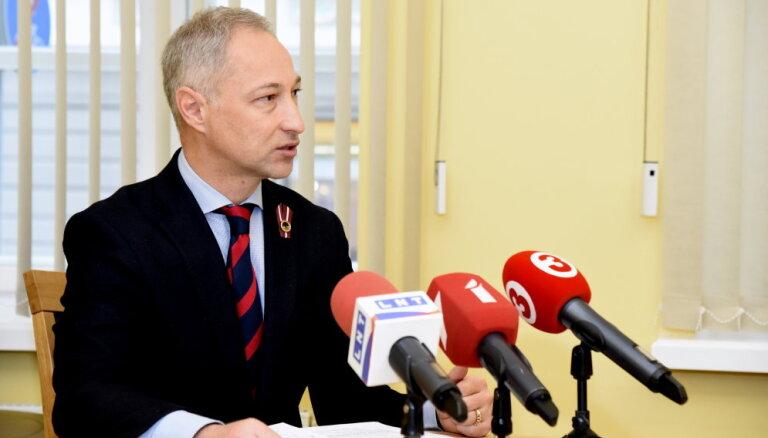 """НКП и """"Новое Единство"""" считают формирование правительства Гобземса невозможным"""