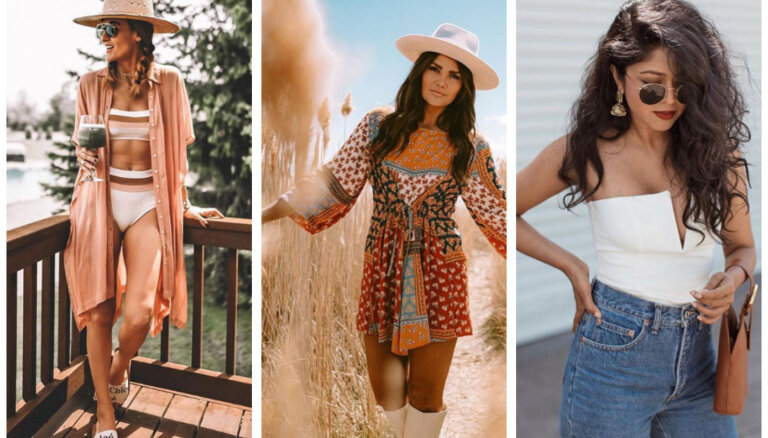 ФОТО. Как одеваться в июне: 30 стильных комбинаций — идеи на каждый день