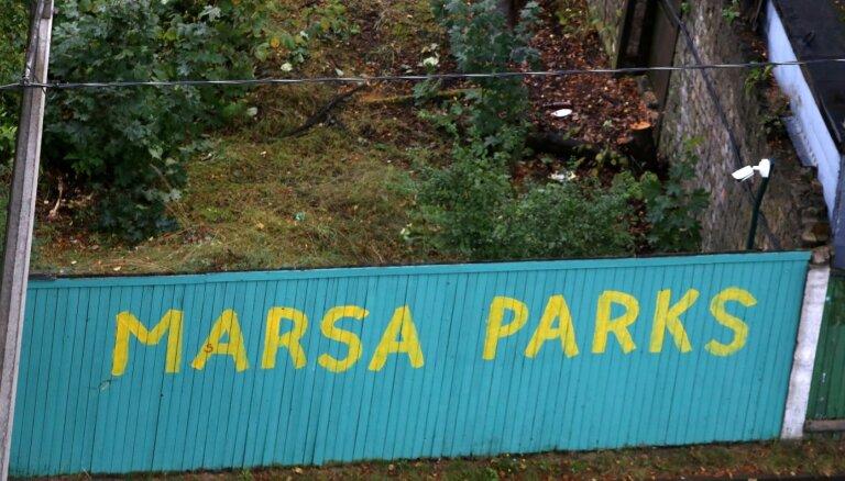 Par Marsa parka protestu policija kopumā sākusi piecas lietvedības