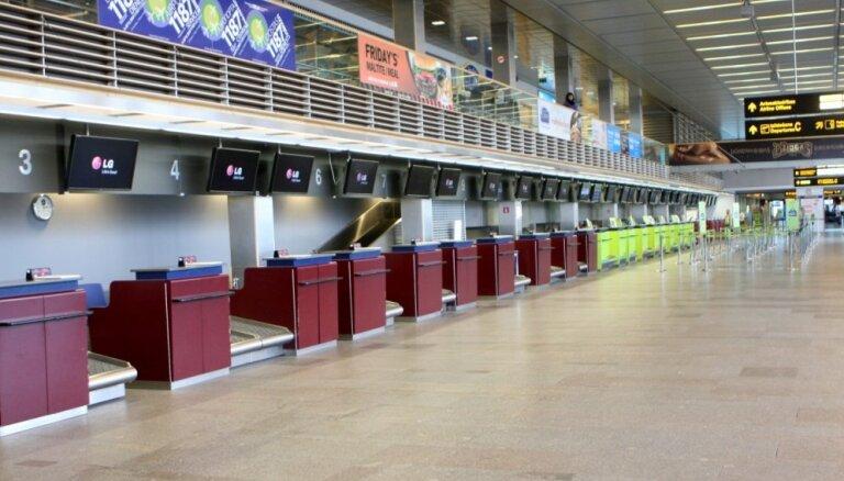 Примерно через год Рижский аэропорт откроет новый пассажирский терминал