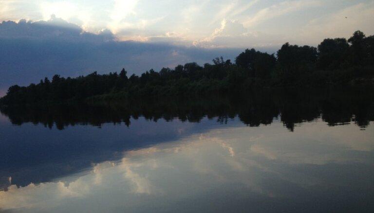 Rēzeknes upē ūdens līmenis cēlies par 1,35 metriem, Pededzē - par 2,6 metriem