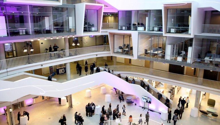 В Академическом центре ЛУ будет еще несколько зданий