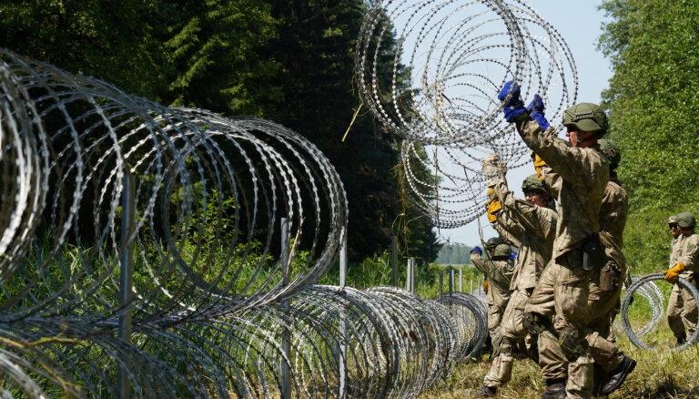 Литовская армия проведет учения на границе с Беларусью с союзниками по НАТО