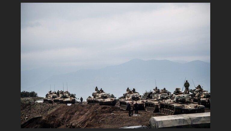 Турция решила действовать в Сирии совместно с США