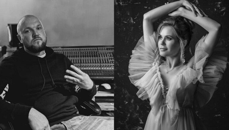 Noklausies: Jenny May vienojas dvēseliskā duetā ar reperi Kaponi