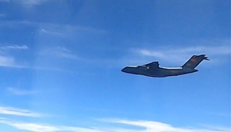 16 Ķīnas Gaisa spēku lidmašīnas ielidojušas Malaizijas gaisa telpā