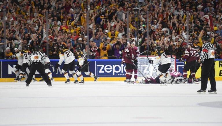 Матч с участием сборной Латвии собрал самую большую аудиторию на ЧМ-2017