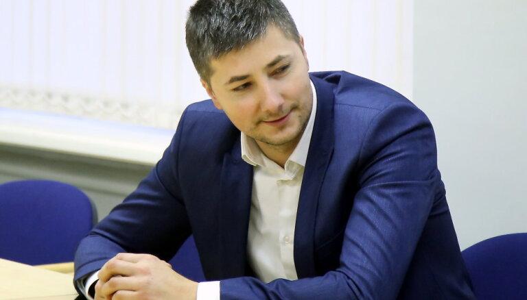 'KPV LV' līderi EP vēlēšanās – Kaspars Ģirģens, Roberts Spručs un Beāta Jonīte