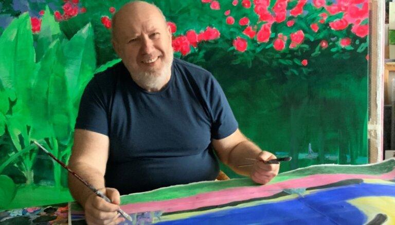 Mākslinieks Aleksejs Naumovs nominēts prestižajai Hansa Kristiana Andersena balvai