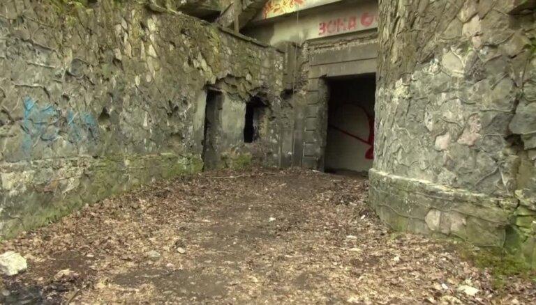 Kārļa Ulmaņa slepenais objekts Rīgas teritorijā