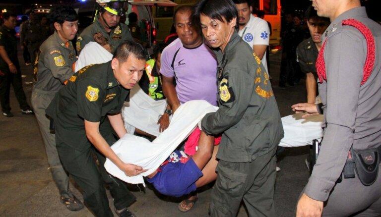 На курорте в Таиланде прогремели два взрыва: один человек погиб, более 10 ранены