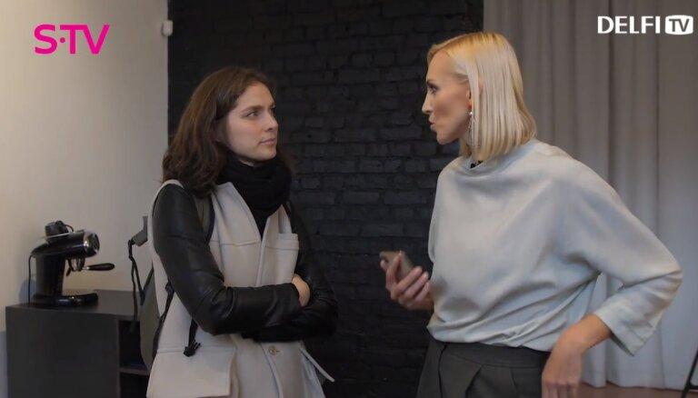 Modele Māra Sleja: briedums un viedums ir brīnišķīga lieta