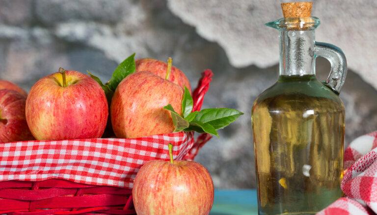 13 способов очистить весь дом только яблочным уксусом