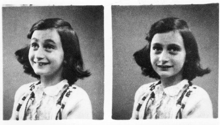 Pretrunu kamols. Annes Frankas pēdējais ieraksts dienasgrāmatā pirms došanās uz nāves nometni